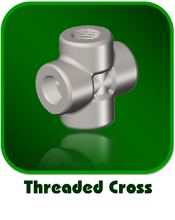 Threaded Cross